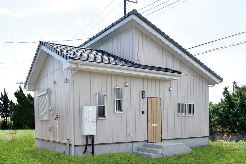 寺門工務店(新築戸建)山武市松ヶ谷1,480万円パース写真